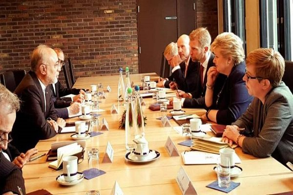"Norway hails JCPOA as ""great achievement"" for world"
