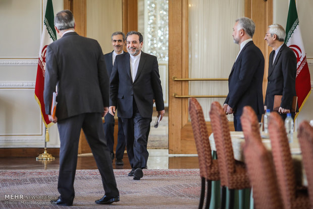 Iran, France hold 5th round of political consultations