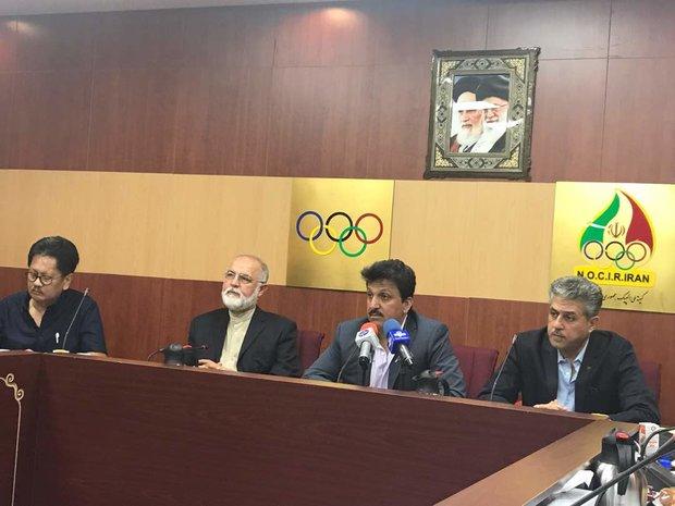 توضیح معاون اجرایی OCA در مورد تغییرات مداوم رشته بازیهای آسیا