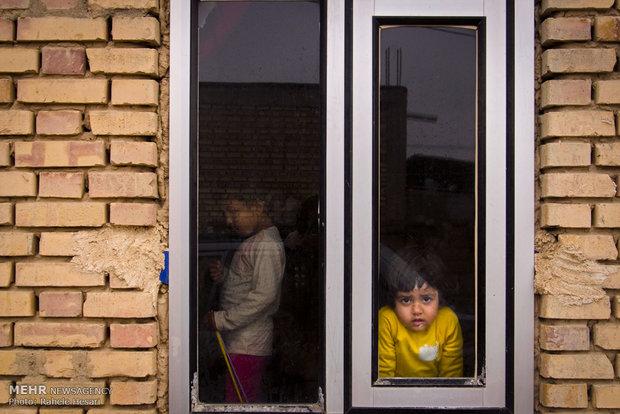 مقتطفات من الحياة القروية في ايران