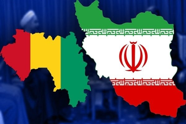 Iran, Guinea stress expansion of trade ties