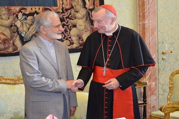 Kharrazi says Vatican backs JCPOA