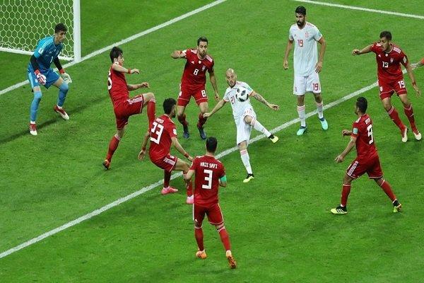 الفيفا تصنف ايران كأفضل منتخب من ناحية الدفاع