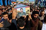 مدافع حرم شہید موسوی کے پیکر کی 5 ماہ بعد  وطن واپسی