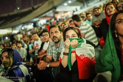 هیچ نهادی با حضور خانواده ها در استادیوم آزادی مخالفت نکرد