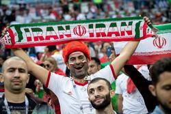 رکورد تماشاگران بازی ایران - اسپانیا شکسته شد