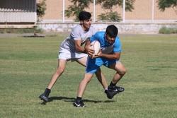 مسابقات راگبی زیر ۱۸ سال کشور در قم برگزار میشود