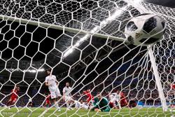 بازی ایران و اسپانیا از نگاه دوربین های خارجی