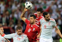 احتمالات محدود صعود تیم ملی ایران/ پیروزی خودمان و شکست اسپانیا