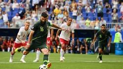 فوتبال دانمارک و استرالیا