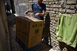 ۷۰ سری جهیزیه به زوج های جوان سوسنگرد اهدا شد