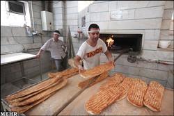 فعالیت شیفتی ۲۷ نانوایی در مهران