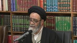 دیدار مدیران تبلیغات اسلامی با آل هاشم