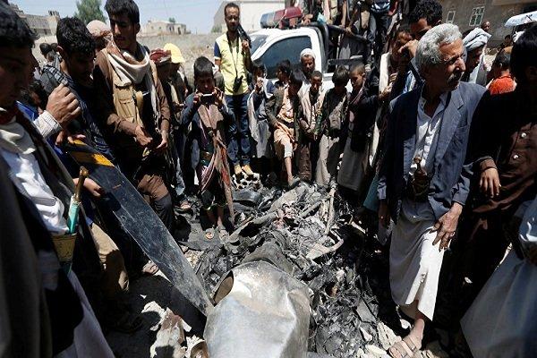 Yemen, Suudilerin casusluk İHA'sını vurdu