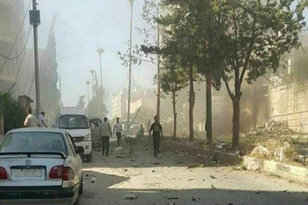 6قتلى و29 جريحا بانفجارات هزت إدلب السورية