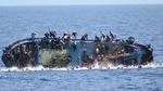 غرق 220 مهاجرا في البحر المتوسط قبالة سواحل ليبيا