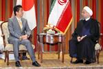 رئيس وزراء اليابان يزور ايران الشهر المقبل