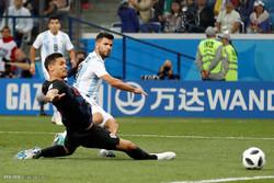 آرژانتین به سختی صعود کرد/ پیروزی کرواسی بر ایسلند