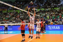والیبال ایران و کره جنوبی