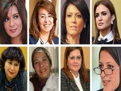 مصری کابینہ میں خاتون وزراء کی تعداد 8 ہوگئی