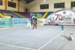مسابقات ووشو جام بین المللی پارس در گرگان