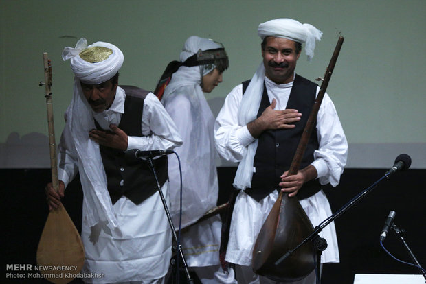Khorasan musicology session held in Tehran