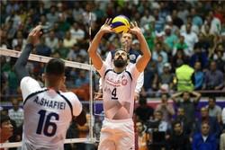 Iran beats S Korea 3-1 at FIVB Volleyball Nations League