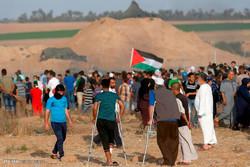 Filistinliler büyük bir gösteriye hazırlanıyor