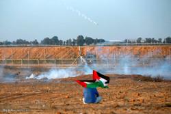 """مسيرات العودة وكسر الحصار... """"غزة إلى الضفة وحدة دم ومصير مشترك"""""""