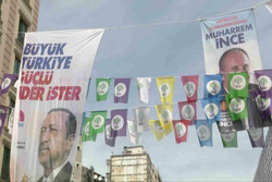 Voting ends for parl., presidential elections in Turkey