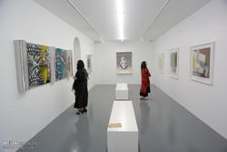 نمایشگاه نقش برجسته های هندسی