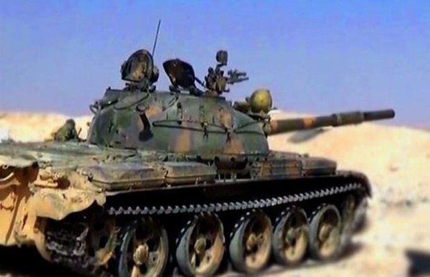 Syrian Army continues to advance in Badiya desert, inflicting heavy losses upon ISIL