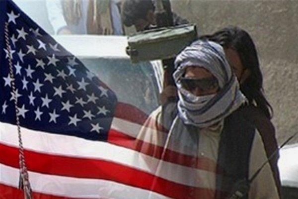 حركة طالبان الأفغانية  تستهدف قاذفة أمريكية من نوع B52