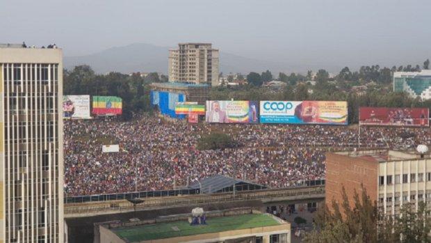 قتلى وجرحى في محاولة لاغتيال رئيس وزراء إثيوبيا الجديد