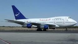 هواپیمای سوریه