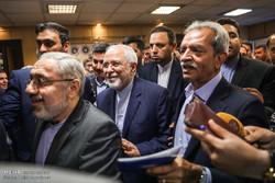 نشست اعضای اتاق بازرگانی ایران با وزیر امور خارجه