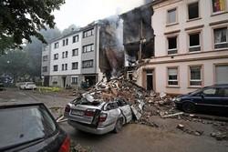 جرمنی میں بم دھماکے میں 25 افراد زخمی