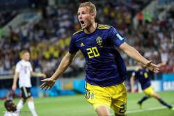 السويد تهزم المكسيك وتلحقها لثمن نهائي المونديال