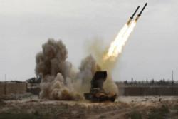 صواريخ الجيش اليمني تدك تجمعات السعودية ومرتزقتها في عسير ونجران