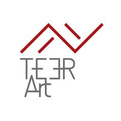 A logo of Teer Art
