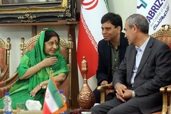 India won't accept unilateral sanctions against Iran: FM Swaraj