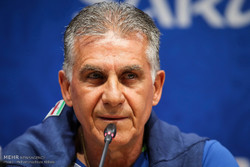 VIDEO: Queiroz addressing press after Iran-Portugal match