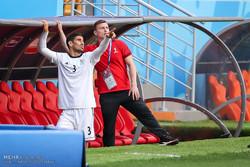 تمرين المنتخب الوطني الايراني لكرة القدم استعدادا لمواجهة البرتغال / صور