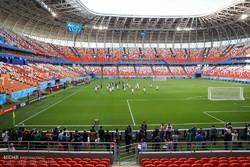 دیدار دوستانه تیم ملی فوتبال ایران و برزیل بعد از جام ملتهای آسیا