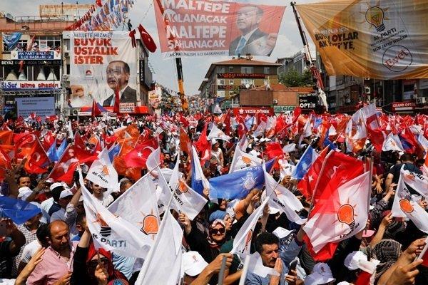 انتخابات پارلمانی و ریاست جمهوری ترکیه آغاز شد