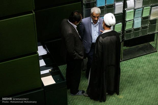 اجتماع البرلمان الايراني