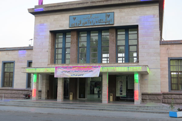 قسمتهای اصلی پروژه ۲ خطه کردن راه آهن زنجان-قزوین آماده است