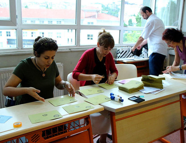 Parliamentary and presidential elections underway in Turkey