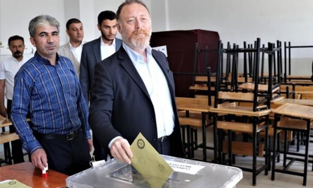 HDP co-leader Sezai Temelli