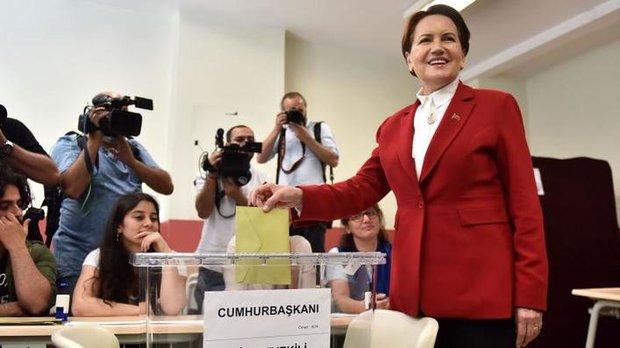 İYİ Party leader Meral Akşener